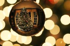 Incandescenza di Natale Fotografia Stock Libera da Diritti