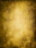 Incandescenza dorata di Bokeh Fotografia Stock