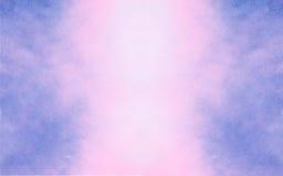 Incandescenza rosata fresca Fotografie Stock Libere da Diritti