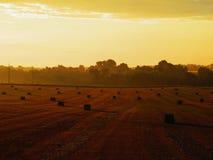 Incandescenza rurale immagini stock libere da diritti