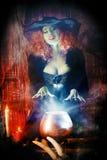 incantation royalty-vrije stock afbeeldingen