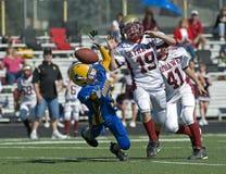 Incapacità 1 di gioco del calcio della gioventù Fotografie Stock Libere da Diritti