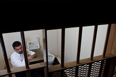 Incarcerated Fotografie Stock Libere da Diritti