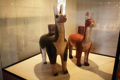Incas lama Royalty Free Stock Image