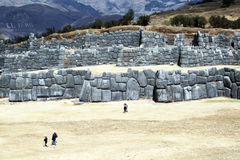 Incas megalithic art Stock Images
