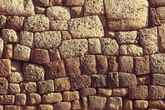 Incas setting Stock Photography