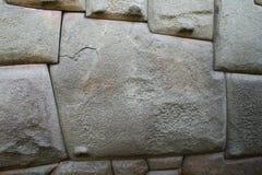 Incas stone Stock Image