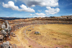 Incas tower Royalty Free Stock Photography