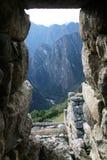 Incas window Stock Image