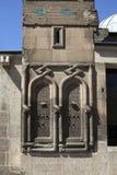 Ince Minareli Medrese, Konya, Turchia Fotografia Stock