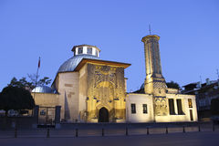 Ince minaret Medrasah Zdjęcie Stock