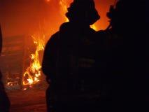 Incendie 2 Image libre de droits