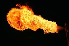Incendie image libre de droits