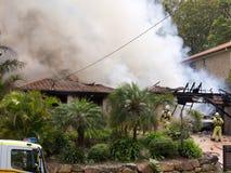 Incendie 4 de stationnement de Shailer Images stock