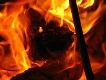 Incendie 4 Photo libre de droits