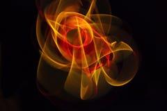 Incendie 1 Photo libre de droits