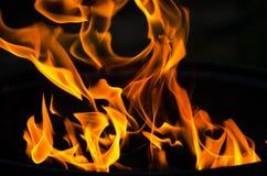 Incendie abstrait images stock