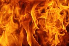 Incendie brûlant image libre de droits