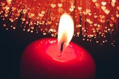 Incendie de l'amour Images stock