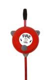 incendie de sonnette d'alarme Images stock