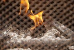 Incendie et place d'incendie photo libre de droits