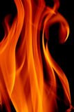 Incendie, flamme, texture photographie stock
