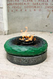 incendie pour toujours Image libre de droits