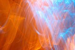 Incendie Sky-9 Photos libres de droits