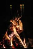 incendies Photos stock