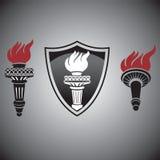 incendiez Images stock