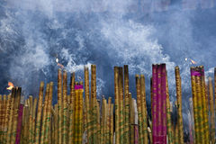 Incense 2 royalty free stock images