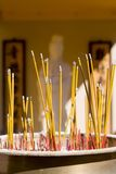 Incense Alter Stock Images