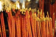 Incense And Smoke Stock Image