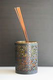 Incense aromatic biotic material from thailand Stock Photography