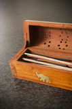 Incense Box Royalty Free Stock Photo