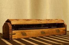 Incense Box stock photography
