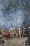 Incense burner Royalty Free Stock Image