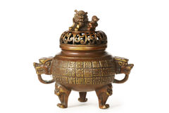 Incense burner Royalty Free Stock Photo