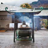 Incense burner Stock Images