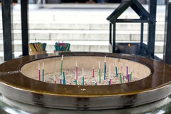 Incense burner Stock Photography
