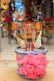 The incense burner Stock Images