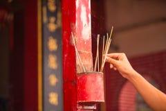 Incense burner Stock Image