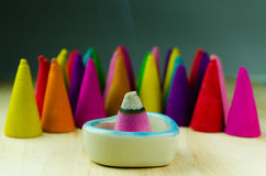 Incense burner Royalty Free Stock Image