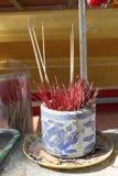 Incense burner Royalty Free Stock Photo