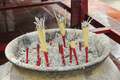 Incense burner Royalty Free Stock Photos