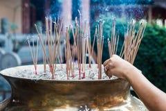 Incense burner Royalty Free Stock Photos