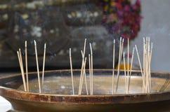 Incense burner. In wat arun bangkok.Thailand Stock Images