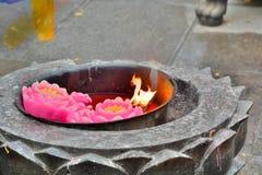 Incense burner. White Horse Temple. Luoyang, Henan. China Royalty Free Stock Photos