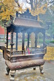 Incense burner. White Horse Temple. Luoyang, Henan. China Royalty Free Stock Photography