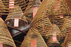 Incense coils Stock Photo